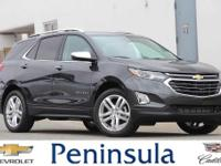 2019 Chevrolet Equinox Premier AWD. 28/22 Highway/City