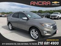 This new Chevrolet Equinox Premier w/1LZ is now for