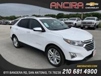 This new Chevrolet Equinox Premier w/2LZ is now for