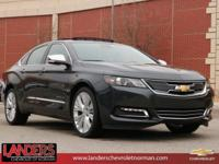 Nightfall Gray Metallic 2019 Chevrolet Impala Premier