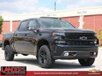 Havana Brown Metallic 2019 Chevrolet Silverado 1500 LT