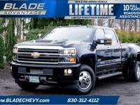 High Country, Duramax, **LIFE TIME Power Train