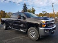 The 2019 Chevrolet Silverado 3500HD is the most