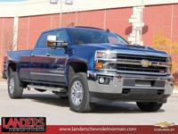 Deep Ocean Blue Metallic 2019 Chevrolet Silverado