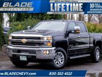 LTZ, Z71, Duramax Turbodiesel, **LIFE TIME Power Train
