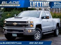 LTZ, Z-71 Off-Road Package **LIFE TIME Power Train