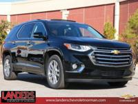 Mosaic Black Metallic 2019 Chevrolet Traverse High