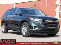 Graphite Metallic 2019 Chevrolet Traverse LT Cloth