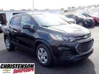 2019 Chevrolet Trax LS Black Metallic FWD 6-Speed