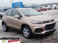 2019 Chevrolet Trax LS Sandy Ridge Metallic FWD 6-Speed