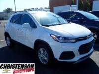 2019 Chevrolet Trax LT Summit White FWD 6-Speed