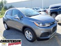 2019+Chevrolet+Trax+LT+Steel+Metallic+FWD+6-Speed+Autom