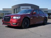 Delivers 25 Highway MPG and 16 City MPG! This Chrysler