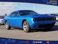 Blue Pearl 2019 Dodge Challenger SXT RWD 8-Speed