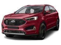 Get used to attention with the 2019 Ford Edge. From the
