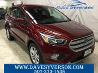 Ruby Red Metallic Tinted Clearcoat 2019 Ford Escape SE