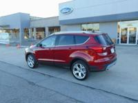 Ruby Red Metallic Tinted Clearcoat 2019 Ford Escape