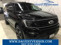 Agate Black Metallic 2019 Ford Expedition Max Limited