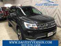 Magnetic Metallic 2019 Ford Explorer Limited AWD