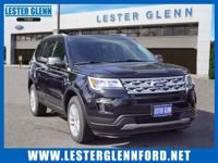 This new Ford vehicle is located at Lester Glenn Ford