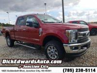 $4,081 off MSRP!  2019 Ford F-250SD 4D Crew Cab Ruby