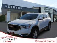 Pearson Buick GMC has a tremendous assortment of clean