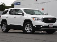 $25,986 After Rebates!!! 2019 GMC Acadia!!! Previous