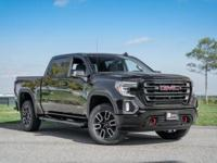 Onyx Black 2019 GMC Sierra 1500 AT4 4WD 10-Speed