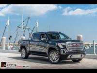Onyx Black 2019 GMC Sierra 1500 Denali 4WD 10-Speed