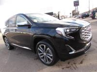 2019 GMC Terrain Denali Ebony Twilight Metallic 4D