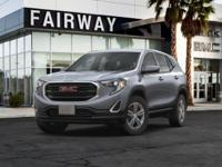 Boasts 30 Highway MPG and 26 City MPG! This GMC Terrain