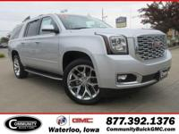 Quicksilver Metallic 2019 GMC Yukon XL Denali 4WD