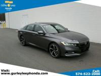2019 Honda Accord Sport 2.0T FWD 10-Speed Automatic I4