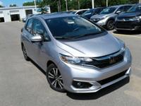 Boasts 36 Highway MPG and 31 City MPG! This Honda Fit