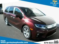 Delivers 28 Highway MPG and 19 City MPG! This Honda
