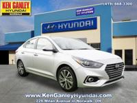 2019 Hyundai Accent Limited $1,707 off MSRP! Price