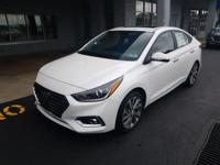 This 2019 Hyundai Accent Limited is offered to you for