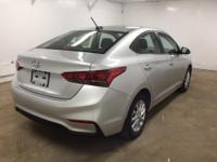 This Hyundai won't be on the lot long! This compact