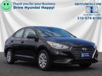 SUMMER SAVINGS EVENT! 28/38mpg Black Pearl 2019 Hyundai
