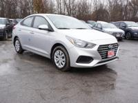 2019 Hyundai Accent SE $2,340 off MSRP! Accent SE