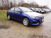 2019 Hyundai Accent SE$2,131 off MSRP! Pearl Priced