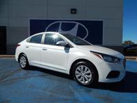 We are excited to offer this 2019 Hyundai Accent. Start