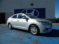 We are excited to offer this 2019 Hyundai Accent. Based