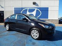 We are excited to offer this 2019 Hyundai Accent.