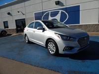 We are excited to offer this 2019 Hyundai Accent. The