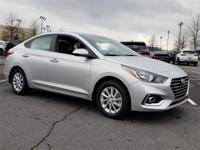 2019 Hyundai Accent SEL FWD 6-Speed Automatic with