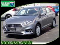 This outstanding example of a 2019 Hyundai Accent SEL