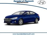 $864 off MSRP! Lakeside 2019 Hyundai Elantra SEL 2.0L