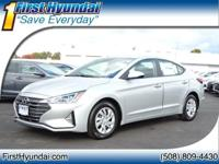 2019 Hyundai Elantra SE 6 Speakers, ABS brakes, Air