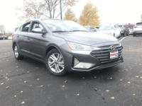 This 2019 Hyundai Elantra SEL is proudly offered by